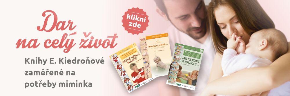3 knihy Eva Kiedroňová